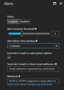 Azure Monitoramento de Endpoints Application Insights 5